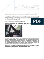 RL Road safety.docx