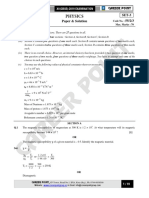 CBSE Board-XII Physics _Paper and Solution_ Set-III