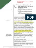 BarriersToAdoptionoFNewProducts (2)
