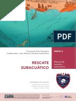 CEIS Guadalajara Parte 4 Rescate Subacuático