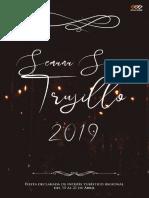 Programa Semana Santa 2019 de Trujillo