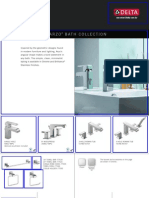 Delta Arzo Bathroom Faucets Collection