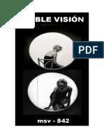 (msv-842) Doble Visión
