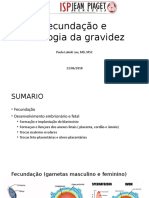Aula 3- Fisiologia Da Gravidez - 1