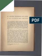 El Sentido Filosofico de Cajal-iriarte (1952)