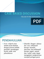 Case Based Discussion Tegar