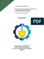 Laporan Kerja Praktik Danni Format IP