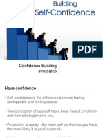 Confidence Building Ppt