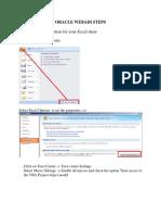 Technical Document of WebAdi