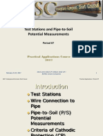 PA P.7 Test Stations