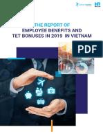 The Report of Employee Benefits & Tet Bonuses in 2019 in Vietnam