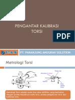 Teknik kalibrasi torque wrench