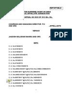 Caste Certificate- Maharashtra Act- Certificate Fake- Invalid- SC 06-Jul-2017