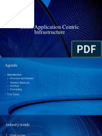 1-Cisco Application Centric Infrastructure