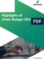 Highlights of Union Budget 2019-20 English-17