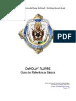 DeMolay Alumni Brasil - Guia de referência Básica - 2a Edição