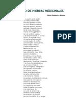 Glosario de Hierbas Medic in Ales