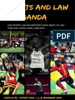 Sports and the Law in Uganda
