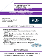 2.MIL-2.-The-Evolution-of-Traditional-to-New-Media-Part-2-Functions-of-Communication-and-Media-Issues-in-Philippine-Media.pptx