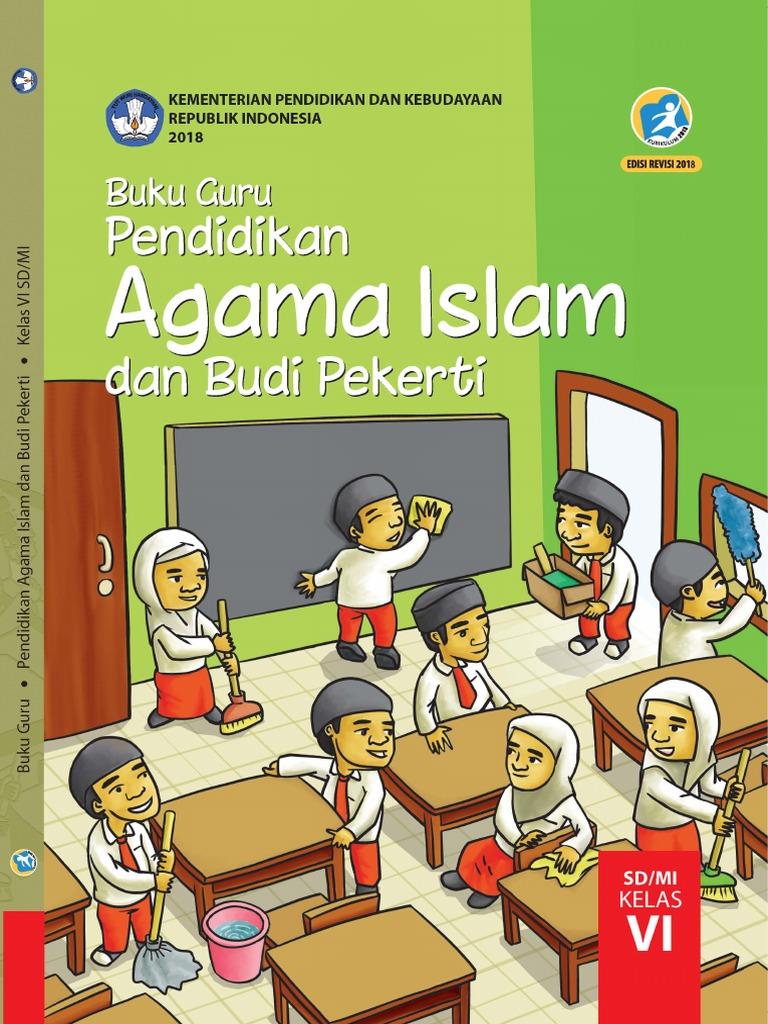 Kunci Jawaban Buku Agama Kelas 6 Guru Ilmu Sosial