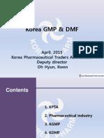 Korea GMO and DMF