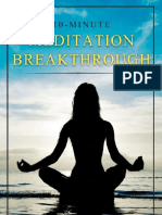 Meditation Breakthrough