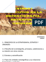 Principio de La Estratigrafia