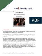 John F. Kennedy - Inaugural Address-1961.pdf