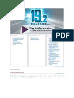 ANSYS 19.2 Worksheet