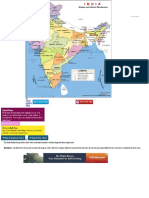 Political Map of India, Political Map India, India Political Map HD