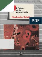 Bobbio Norberto - El futuro de la democracia.pdf