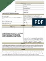 Nomination Form - RR Program(India) Pranav