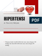 Penyuluhan Hipertensi Awam Ppt
