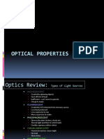 Optics Review