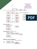 Cálculo de Cilindros hidraulicos