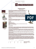 Dungeons & Dragons 3.5 __ Golpeasombras