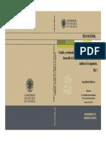 Estudio y Evaluación de Contenidos Didácticos en El Desarrollo y Evaluación de Contenidos Didácticos en El Desarrollo de Las Habilidades Espaciales en El Ámbito de La Ingeniería