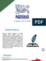 Plan Comercial Nestle