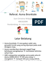 Referat Asma Bronkiale Dr. Indra, SpA