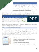 Herramientas Útiles Para La Creación de Documentos en Microsoft Word