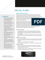 h14891 Vmax All Flash Data Sheet