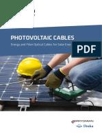 Cables PV Prysmian UNE-EN 50618