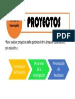Proyectos en el aula