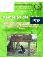 Memorias Eepe en Nuestra Tierra Como Estrategia de Integracion Entre Areas
