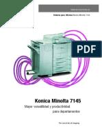 Konica 7145 ESP