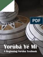 Yoruba Ye Mi Textbook.pdf