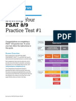 PSAT 8/9 Practice test