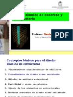 3 ID Conceptos Basicos Para El Diseño Sismo Resistente 8 Agost 2014