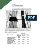Separación entre Cables en bandejas Telecom y potencia.docx