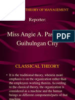 classical and neoclassical theories of management.ppt